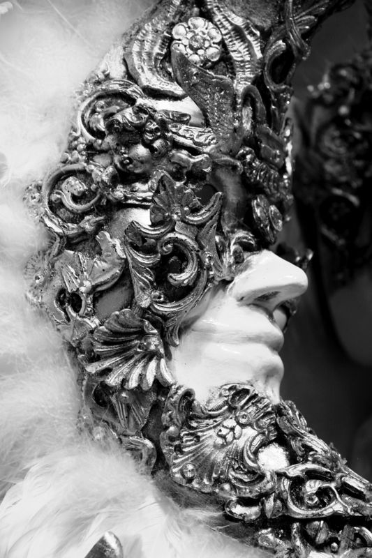 Venice (Black & White)