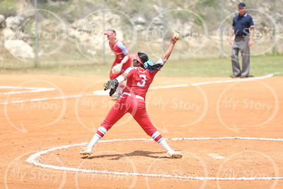 Antonian Softball (Playoff Photos) 2018