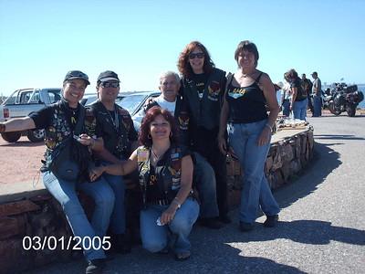 12th Int Rally Uruguay - Punta del Este