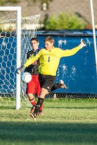 2012 PHS Boys Soccer vs Madison