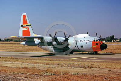 C-130 Hercules Easter Egg Colorful Military Airplane Pictures-US Air Force