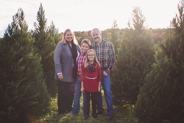 {Holiday Sessions} ~ The Black Family