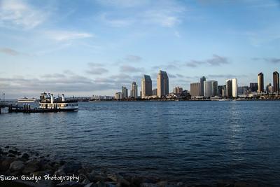 San Diego Scenes