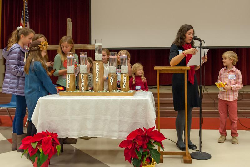 Third Sunday of Advent - RiverCross Church