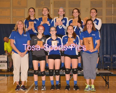 Girls D1 Team Pics