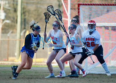 2019 Page  Girl's Lacrosse