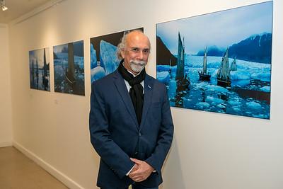 Exposición Claudio Pino en Puerto Montt