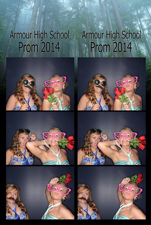 Armour High School Prom 2014