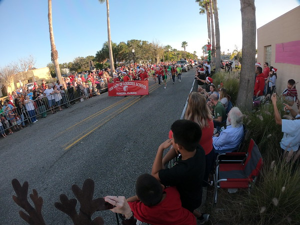 2018 12 08 - Christmas Parade GoPro
