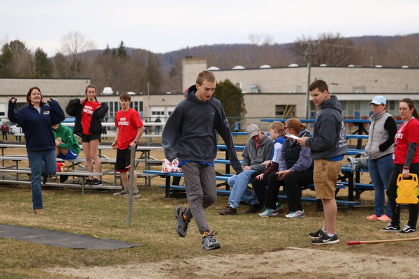 Wahconah - Hoosac Valley Unified Track and Field Meet - 041119