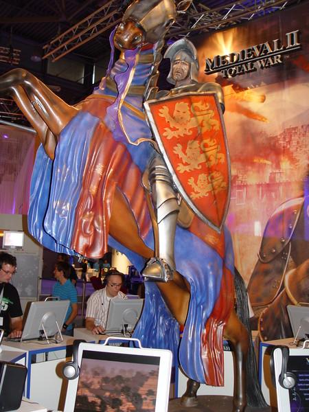 Medieval II: Total War Booth