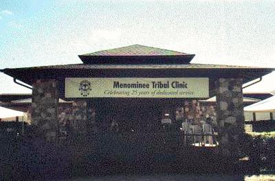 Miscellany: Menominee Tribal, Zamboni, Cartoon