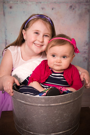 DePottey Family Easter Session