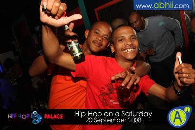 Hip Hop Palace - 20th September 2008