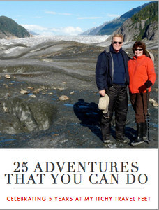 Adventure travel e-book free for our newsletter subscribers