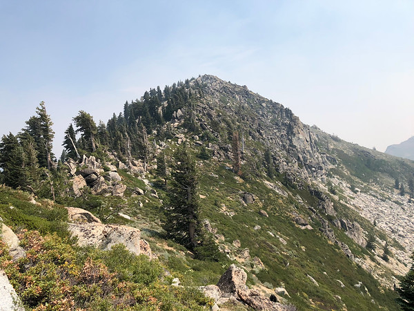 GRANITE CHIEF AUGUST 4, 2018