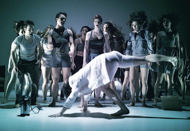 Repertory Dance Company 2012 SFU