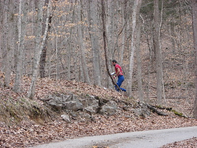 Sunday, March 24 - Carter Caves - Kiser Hollow
