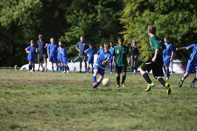 RMS Varsity Soccer v. Waldorf