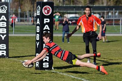 Sr. Boys Rugby