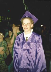 Andy HS Graduation