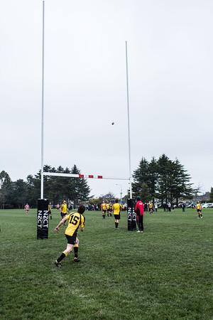 2013 08 Rugby Burnside vs Brighton 3rd Division