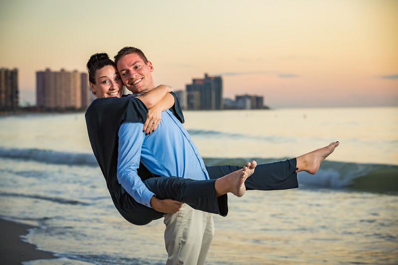 Brett and Danielle's Engagement