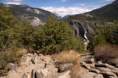 Hiking Half Dome in Yosemite