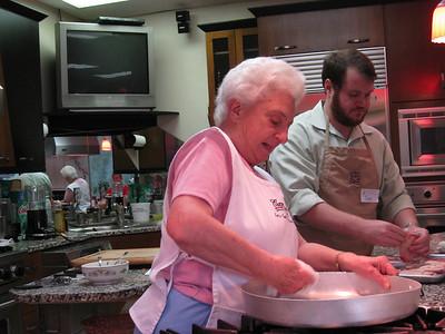 Titina's Italian Cooking Class