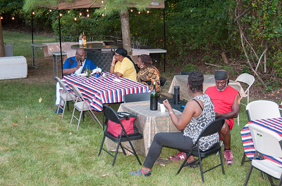 Rose Anderson Cookout 2019