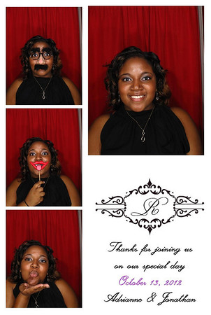 Adrianne & Jonathan's Wedding
