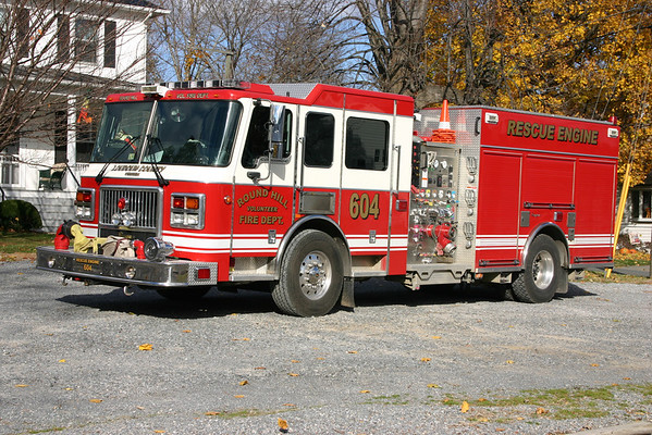 Company 4 - Round Hill Fire Department
