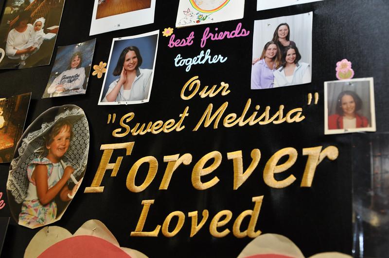 Melissa's Angels Benefit