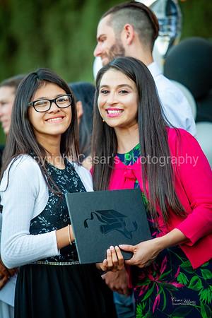 Graduations and Culminations