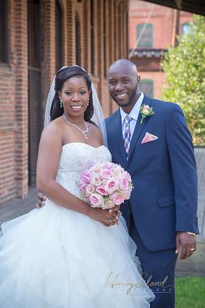 Donald & Latanya Kent's Wedding