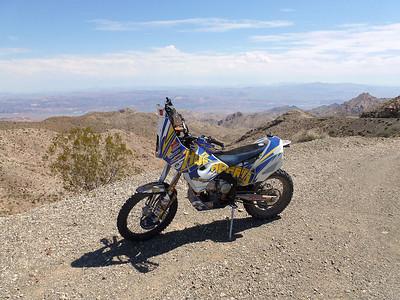 Nelson Area - Rally Bike - 20130906
