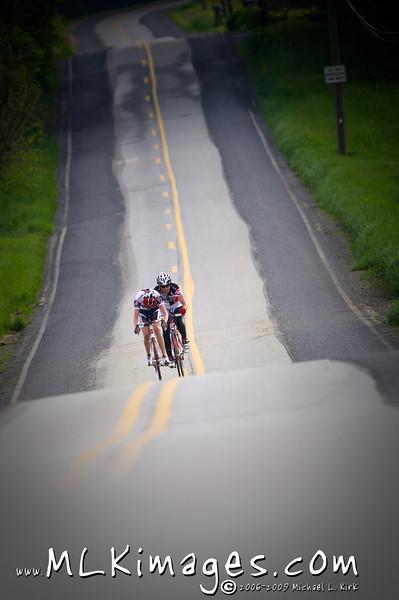 Pro 1/2 <br> Cat 3/4 <br> Cat 5 <br> Course des Coeurs <br> Unionville Race of Hearts 5/9/2009