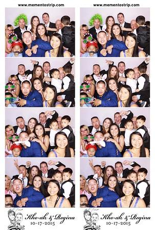 Regina & Khoa's Wedding