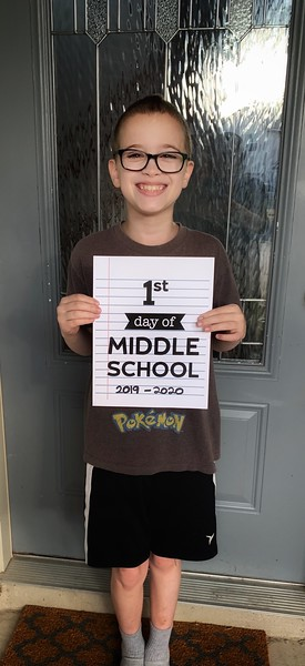 Brandon | 6th grade | Cedar Park Middle School