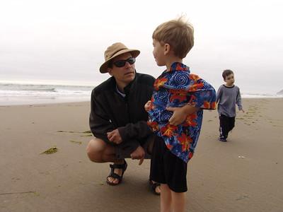 August 8, 2006 - Netarts Bay