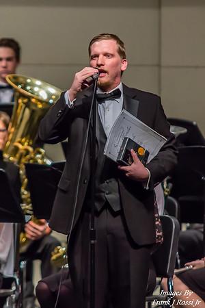 1-24-2018 Norwin High School Band - Wind Ensemble