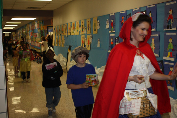 Fairy Tale Parade at Anderson
