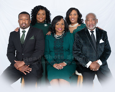 Mitchell Family 2019