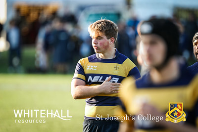 Match 23 - Eltham College VS St Josephs College
