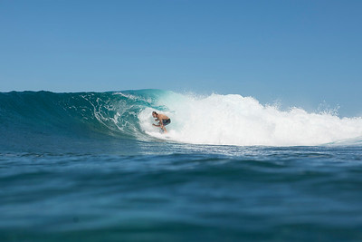 Jordy Smith - Vland water shoots