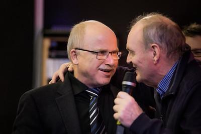 Reception Henrik Meldgaard