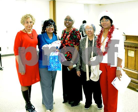 St. John Missionary Baptist WMU Banquet