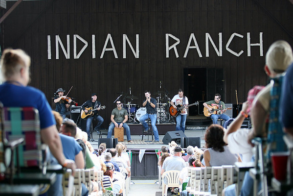 Emerson Drive @ Indian Ranch 08-17-2008