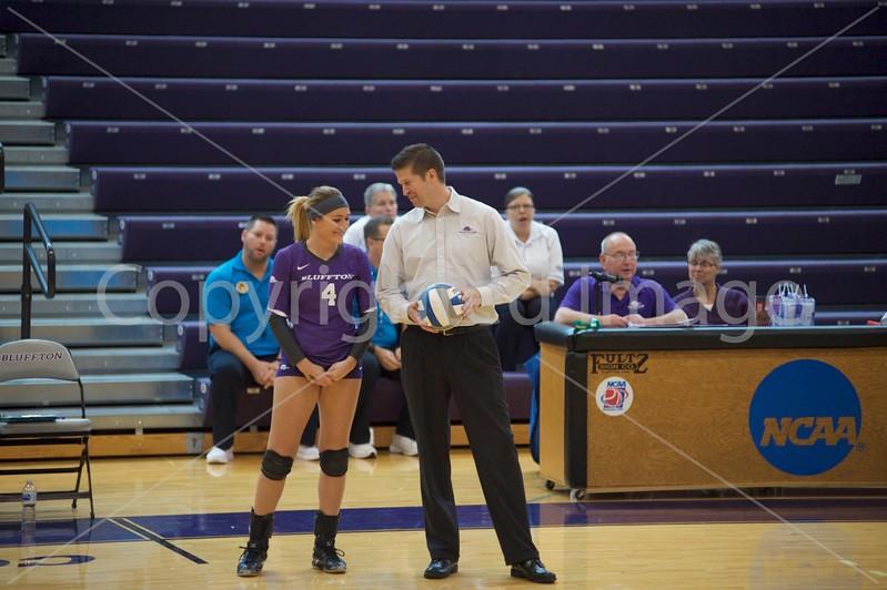 Senior Game - Earlham and Illinois Tech 102817