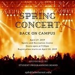 Lake Forest College Spring Concert 2019